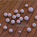 Des perles