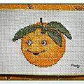 296 orange chez tortue
