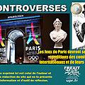 Jo 2024 : le cio impose 5 « dérogations » à la loi française