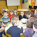 Atelier cuisine en maternelle : la galette des rois