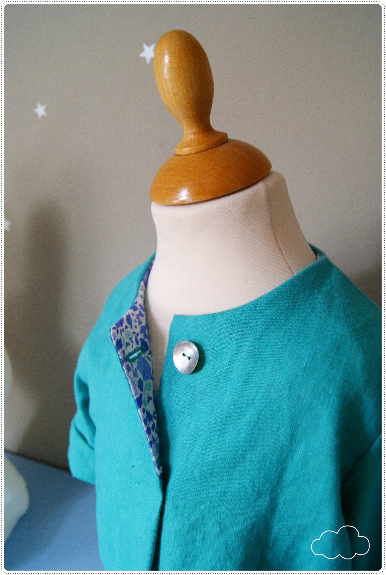 tunique-encolure-boutonnée-intemporels-pour-enfants