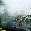 Il pleut, il pleut ...même sur les marchés !