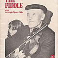 Learn to play the fiddle