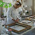 Formation professionnelle Cottage et Patine à l'atelier (9)