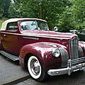 PACKARD One Twenty Deluxe 2door convertible 1941 Baden Baden (1)