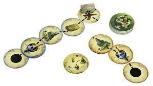 Boutique jeux de société - Pontivy - morbihan - ludis factory - Treasure rush cartes