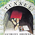 Le tunnel - anthony browne