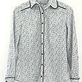 La chemise en liberty - nouvelles photos !