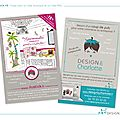 Ilustick : flyer boutique stickers et pro