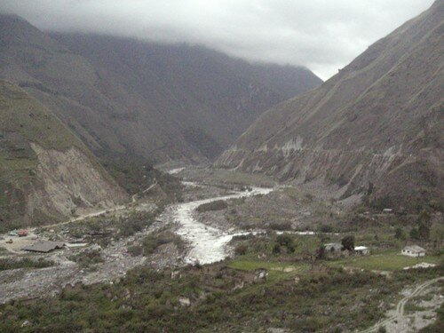 Départ Santa Teresa vers Machu Picchu