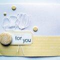 Mercii & une carte / thank you & a card