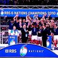 Résultats de la cinquième et dernière journée du Tournoi des Six Nations 2010.
