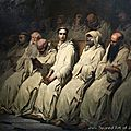 The Neophyte, Gustave Dore, 1883 O5H0197