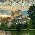 <b>Chauvigny</b> sur Vienne et les <b>Chauvigny</b> de Chateauroux. Acte d'hommage d'Hardouin X de Maillé, seigneur de la Tour. 2 aout 1503.