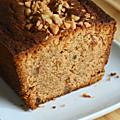 Cake moelleux à la crème de macadamia & confiture d'orange
