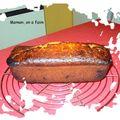 Cake à la carotte et épices (sucré)