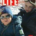 Mes stars au ski !