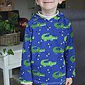 T-shirts à capuche pour mon garçon de 4 ans