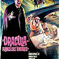 <b>Dracula</b>, Prince des Ténèbres (<b>Dracula</b> ne meurt jamais)