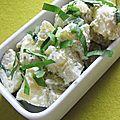 Salade printanière de l'ours