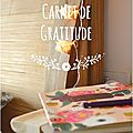 Journal de <b>gratitude</b> : comment il transforme ma vie au quotidien