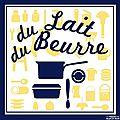 Sac à Trésors du Lait du Beurre - Casserole à Lait - Pastille Anti <b>Ebullition</b> - Beurrier - Tartineur - La Trésorerie