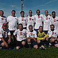 MIREVAL : Le tournoi de football vétérans sous le signe du fair-play