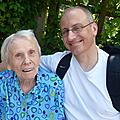 Eine ehemalige schlawinerin wird 99 !