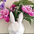 08 vase origami tete