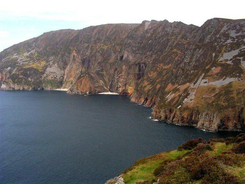 Bunglass Cliffs