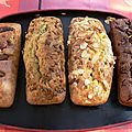 Quatuor de cakes n°2
