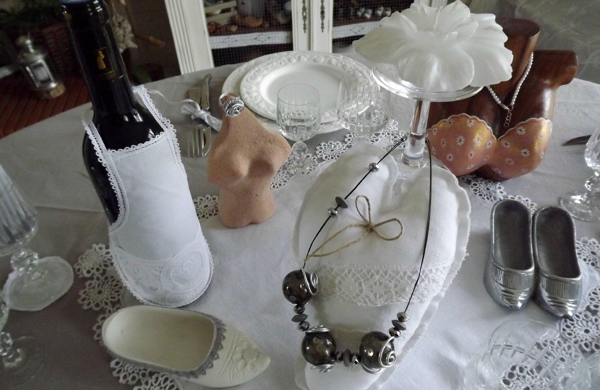 La femme et ses accessoires