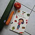 Le zoo des légumes - martin page
