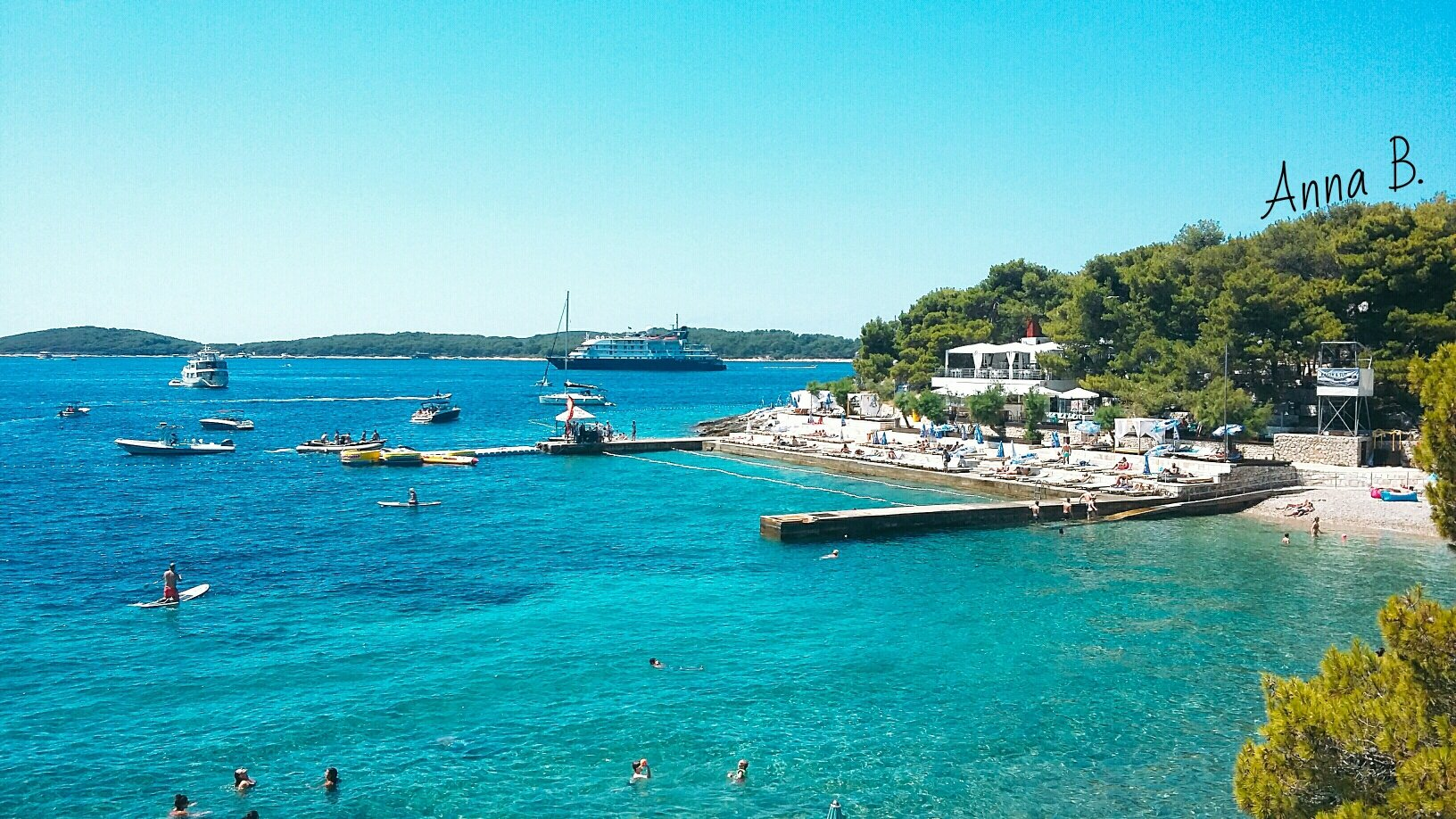 Croatie #2 : Hvar