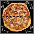 <b>Pizza</b> <b>maison</b> 3 jambons hallal...