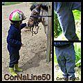 Pantalon d'équitation pour ma poupinette