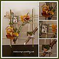 Art floral–composition automnale …