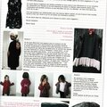 Passion Couture Créative n° 7 -janvier février mars 2015 - page 11