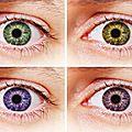 Changer la couleur de ses <b>yeux</b>?! c'est désormais possible !