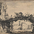 Getty Museum Announces Major Acquisition of Dutch Drawings