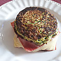 Croque <b>courgettes</b>