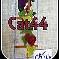 En pleines vignes avec cat44, 24e inscrite