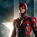 Justice league les prétrailers - flash !!!