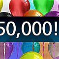 50 000 faç
