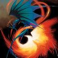 Le Dragon est un Oiseau qui Nageait
