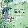 Le livre à compter de <b>Balthazar</b> A la poursuite du lapin brun