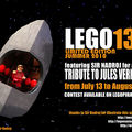 Lego13 limited edition summer 2010 (feat. sir nadroj)