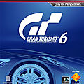 Test de Gran Turismo 6 - Jeu Video <b>Giga</b> France