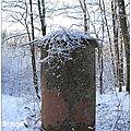 une cheminée d'aération