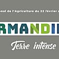 Salon de l'<b>agriculture</b> de Paris 2020 avec 490 mètres carrés de Normandie!
